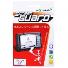 """3.7"""" LCD Screen Protector for Digital Cameras/DV Camcorders"""