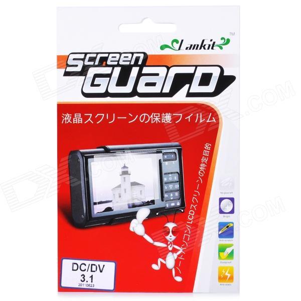 "3.1"" LCD Screen Protector for Digital Cameras/DV Camcorders"