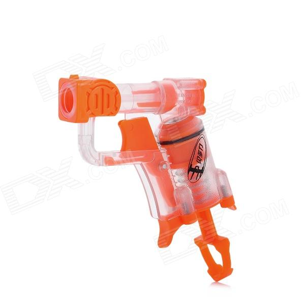 Beiduoli BL12105 Plastic Gun + Sponge Bullet Toy for Kids - Orange