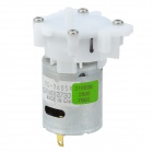 SZF280 6~9V Mini Water Pump Motor - Silver + White