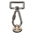 Stainless Steel Camera Fastener Hook Buckle - Grey