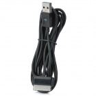USB 3.0 Male to Huawei 30-Pin Male Data Cable for Huawei MediaPad 10 FHD - Black (2m)