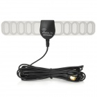 DVB-T Car Digital TV Antennas - Black (DC 12V / 5M-Length)