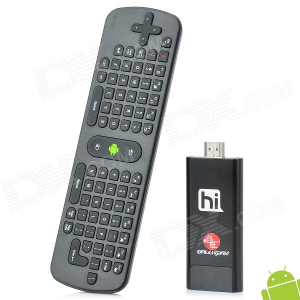 ChuangZhuo Hi802T Android 4.0.4 Quadcore-Mini-PC Google TV Player w / 1GB RAM / 16GB ROM / Air Mouse