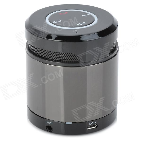 HSY-168 Bluetooth v2.1 + EDR Vibration Bass 2.1-Channel Speaker w/ Microphone - Black от DX.com INT