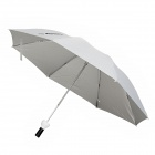 Kreative 0% Alcoholicity Weinflasche Umbrella - White + Black