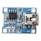 1A Lithium Battery Charging Module - Blau