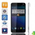 "ZTE V987 Quad-Core Android 4.1.2 WCDMA Smartphone w/ 5.0"" IPS, Wi-Fi and GPS - White + Black"