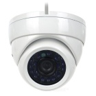 ZEA-AFS009 600TVL HD CCTV Surveillance Camera w/ 20 IR-LED - White (PAL)