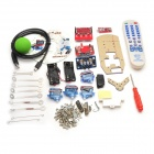 DIY Assembly Repeated Programming Tracking / Infrared Sensor 2-Feet + 6-Feet Remote Control Robot