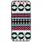 Unique Style Plastic Back Case for Iphone 5 - Multicolored
