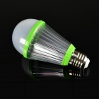 OGX E27 5W 45-LED 450lm 6500K White Light Bulb - Silver + Green (AC 85~265V)