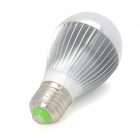 E27 5W 350lm 6500K Cold White 5-LED Light Bulb