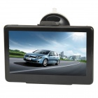 "GE7109 7.0"" Resistive Touch Screen Android 4.0 GPS Navigator - Black (8GB Memory + Europe Map)"