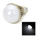E27 5W 400lm 6500K Cool White 5-LED Light Bulb