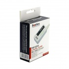 Soshine SC-F3 USB LiFePO4 / Ni-MH 14500 / 10440 + AA / AAA Intelligent Battery Charger - White