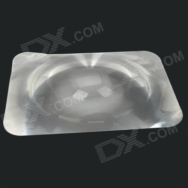 Wide Angle Fresnel Lens Car Parking Reversing Sticker - Transparent