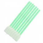 HUANOR 6-in-1 Micro Fiber CCD Swab Cleaning Kit Cleaner for Digital Camera - Green