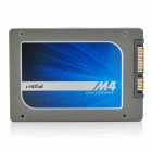 "Crucial M4 CT128 2.5"" SSD III MLC Solid State Drive / SSD - Grey (128GB)"