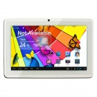 "CUBE U18GTS 7"" Capacitive Screen Dual Core Android 4.0 Tablet PC w/ Wi-Fi / HDMI / OTG - White"