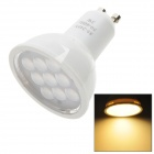 GU10 3W 180lm 3000K 9-SMD 2835 LED Warm White Light Lamp Cup (AC 100~240V)