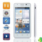 "HUAWEI G520 Quad-Core MSM8225Q Android 4.1.2 Smart Phone w/ 4.5"" IPS, Wi-Fi and GPS - White"
