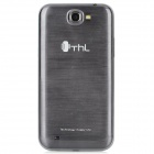 "THL W7S Quad-Core Android 4.2 WCDMA Bar Phone w/ 5.7"" Capacitive Screen, Wi-Fi and GPS - Black"