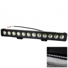 Waterproof 120W 12000lm 6000K White 45 Degree Flood Beam Car Engineering Light w/ 12-CREE XM-L