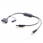 ESER 003 Audio Cable for BMW - Black