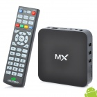 E-MX Android 4.2 Dual-Core Google TV Player w/ 1GB RAM / 8GB ROM / IR Remote Controller / SD - Black