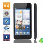 "HUAWEI G520 Quad-Core MSM8225Q Android 4.1.2 Smart Phone w/ 4.5"" IPS, Wi-Fi and GPS - Black"