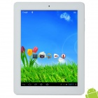 "Teclast A10HD 9.7"" Capacitive Screen Android 4.1.1 Quad Core Tablet PC w/ Wi-Fi / Camera - Silver"