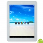 "Teclast P88 8"" Capacitive Screen Android 4.1 Dual Core Tablet PC w/ TF / Wi-Fi / Camera - Silver"