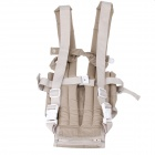 Beidi Multi-Function Cotton 6-in-1 Baby Carrier - Khaki (Max. 20kg)