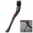 Aluminum Alloy Bike / Bicycle Foot Support Post Racks - Black