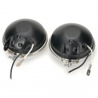 H3 55W 525lm Warm White Light halogen Lamps Vehicle Front Fog Lamps - (12V / 2 PCS)