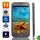 "KVD APOLLO ONE K6589 Quad-Core Android 4.2.1 WCDMA Smart Phone w/ 5.5"" IPS, Wi-Fi and GPS - Grey"