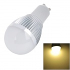 GU10 3W 3500K 270lm 3-LED Warm White Bulb Lamp (85~265V)