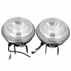 H3 55W 525lm 585~560nm Fancy Yellow Car Foglights (2 PCS)