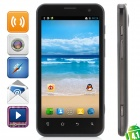 "Newman N2 Quad-Core Android 4.1 WCDMA Smartphone w/ 4.7"" Capacitive Screen, Wi-Fi and GPS - Black"