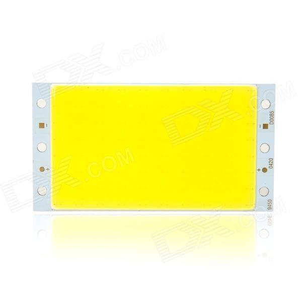 DIY 5W 450lm 6500K Cold White Light COB LED Module