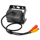 Water Resistant Wireless 2.4GHz Car Rearview Digital CDD Camera w/ 18-IR LED - Black (NTSC)