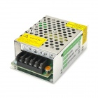 25W 12V 2.08A LED Switching Power Supply for LED Strip Light - Silver