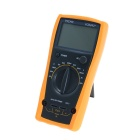 "VICHY VC6243+ 3.0"" LCD LC Digital Capacitance Meter / Secohmmeter / Henrymeter - Deep Grey + Orange"