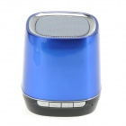 BL-03 Bluetooth V2.1+EDR Speaker w/ TF Slot - Blue + Black
