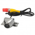 Waterproof 2.4GHz Wireless 170' Viewing Angles CMOS Car NTSC Rearview Camera - Silvery Grey (DC 12V)