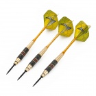 MP038 Professional Lightning Style Copper Darts Set (3 PCS)