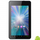 "730 7"" Capacitive Screen Android 4.1 Dual Core Tablet PC w/ TF / Wi-Fi / Camera - Silver"