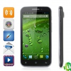 "ZOPO ZP810 Quad-Core Android 4.1 WCDMA Bar Phone w/ 5.0"" Capacitive Screen, Wi-Fi and GPS - Black"