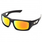 7846 Fashion UV400 Protection Sunglasses - Black